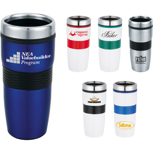 Imprinted The Cancun 16-oz Travel Tumbler