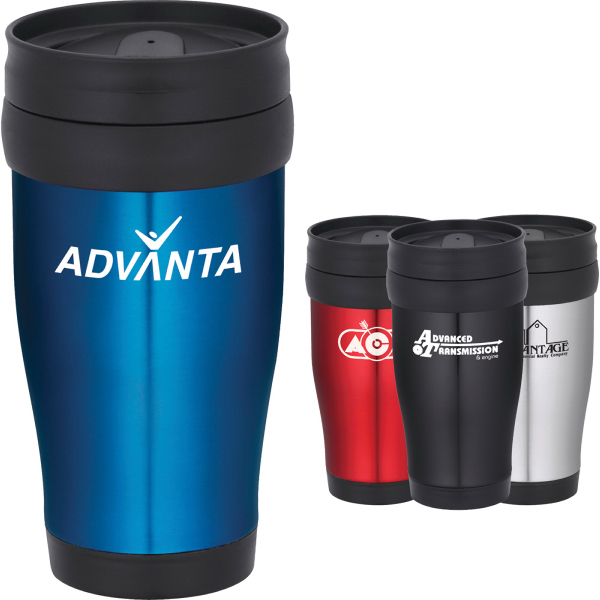 Personalized The Madison 16-oz Travel Tumbler