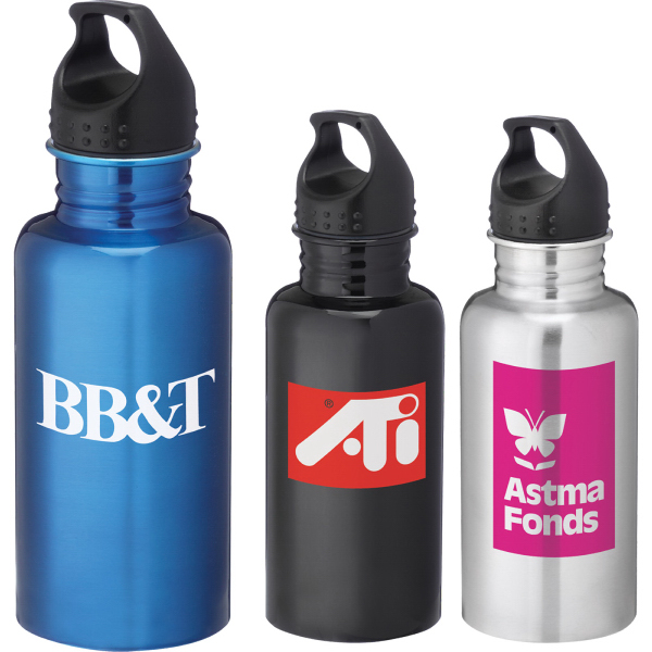 Personalized Venture 20-oz Stainless Steel Sports Bottle