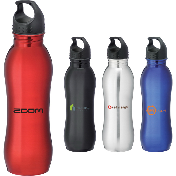 Customized The Curve 25-oz Sports Bottle