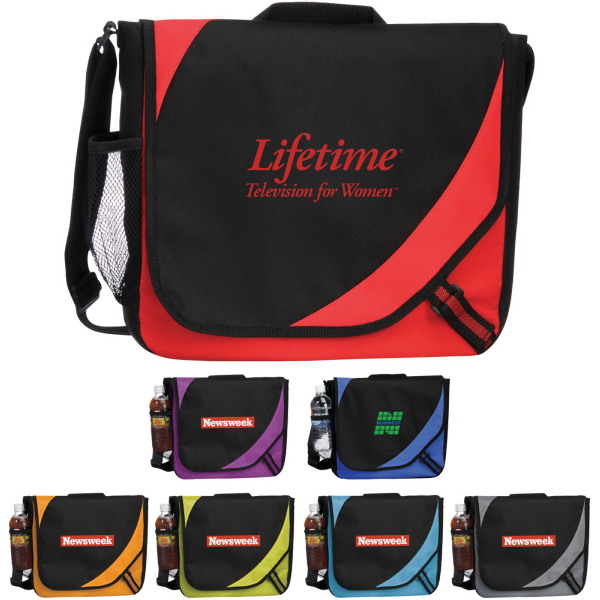 Promotional The Storm Messenger Bag
