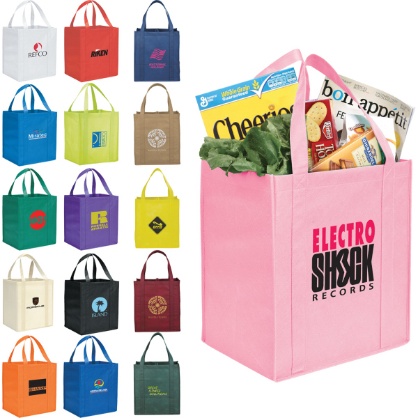 Promotional The Hercules Grocery Tote