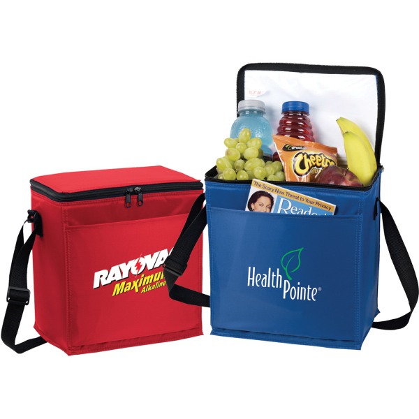 Customized 12-Pack Insulated Bag