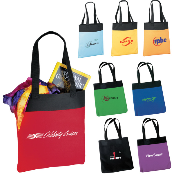 Custom The Deluxe Convention Tote Bag