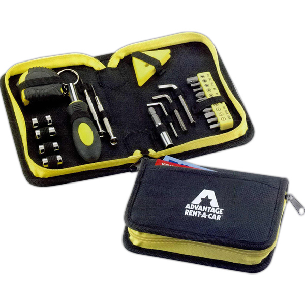 Promotional 23-Piece Tool Set