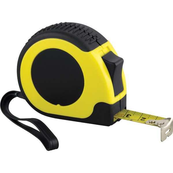 Personalized Rugged Locking Tape Measure