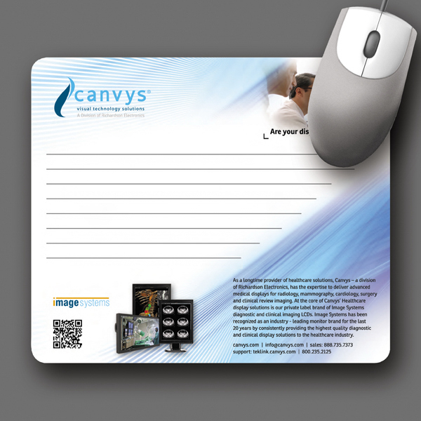 Promotional MousePaper® 24 Page - Recycled Paper Mouse Pad