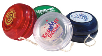 Imprinted Jewel Yoyo