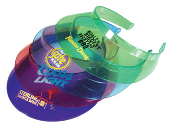 Promotional Jewel Sun Visor