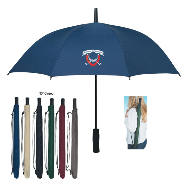 "Customized 43"" Arc Umbrella"