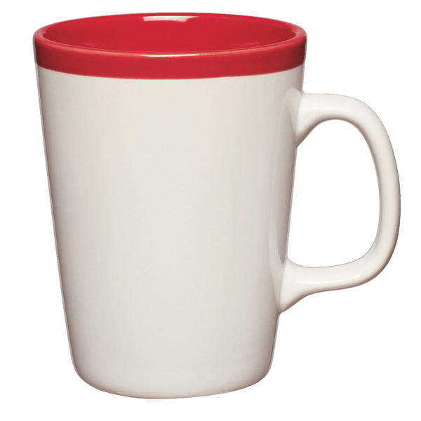 Promotional 16 oz. Two-Tone Java Mug