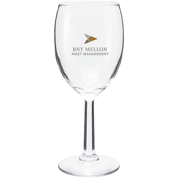 Imprinted 10 oz Napa Goblet
