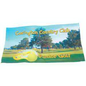Promotional Full color rally towel