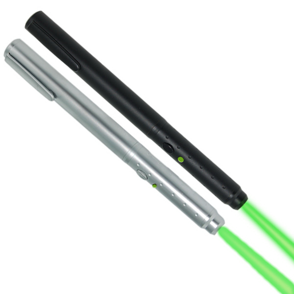 Personalized Green Laser Pointer - Long