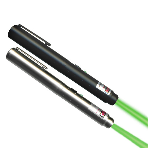 Custom Green Laser Pointer - Short