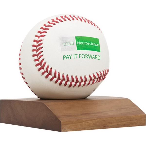 Promotional Baseball display base