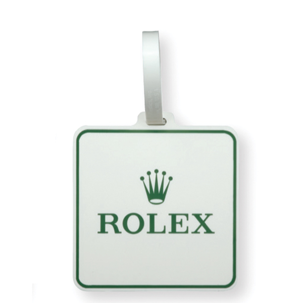 Printed Golf Bag Tag