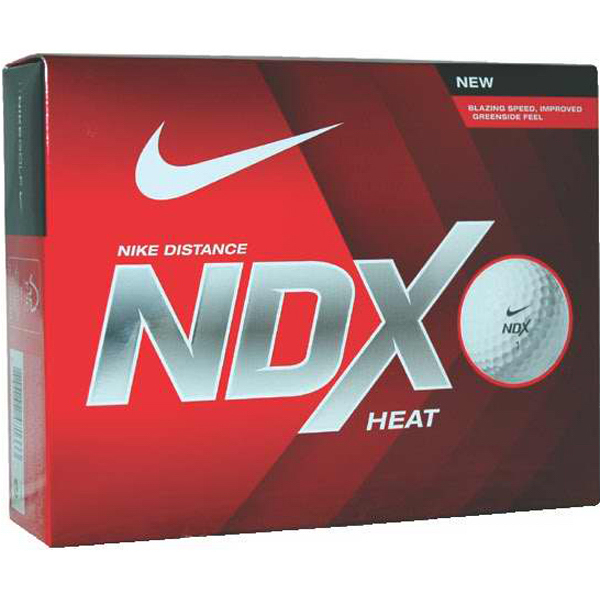 Customized Nike NDX Heat Golf Balls