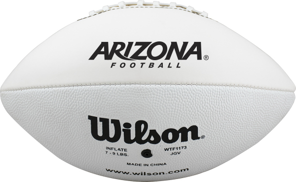 Customized Full Size Autograph Football