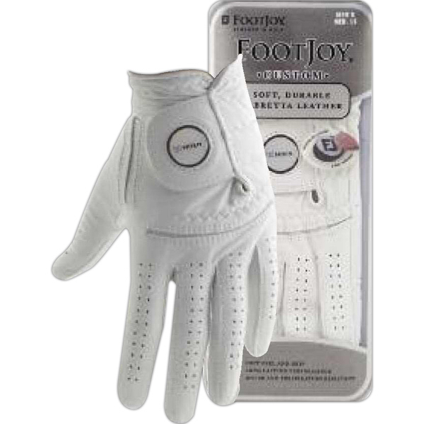 Imprinted Foot-Joy Custom Glove