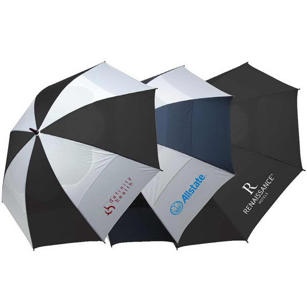 Customized Wind Resistant Golf Umbrella