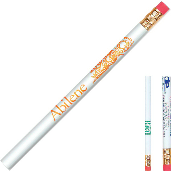 Imprinted Jumbo Pencil
