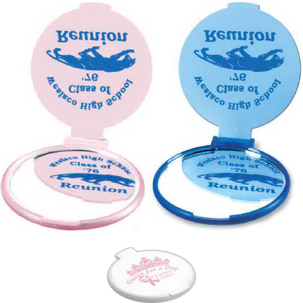 Imprinted Compact Mirror