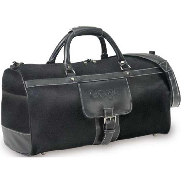 Personalized Prado Duffel
