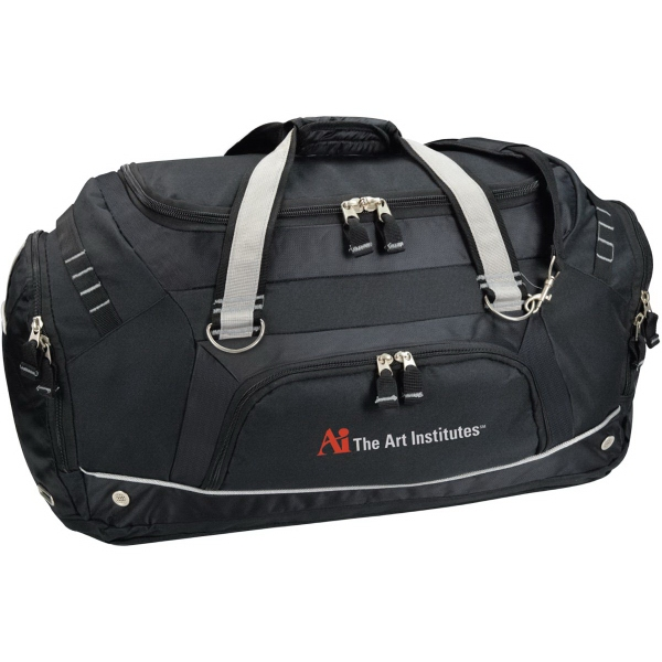 Custom Competition Duffel