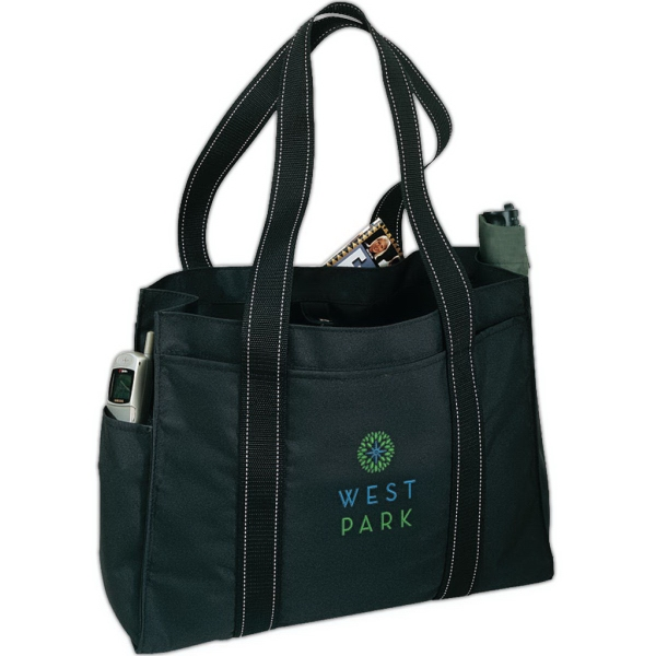 Personalized Accent Tote