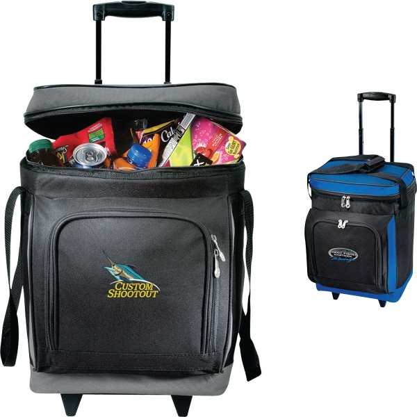 Personalized Everest Plus Rolling Cooler