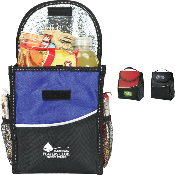Promotional I.D. Lunch Cooler