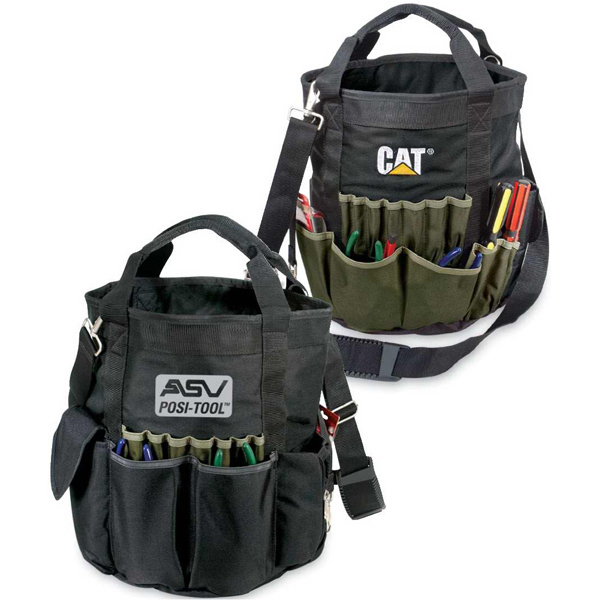 Printed Contractor Utility Bag
