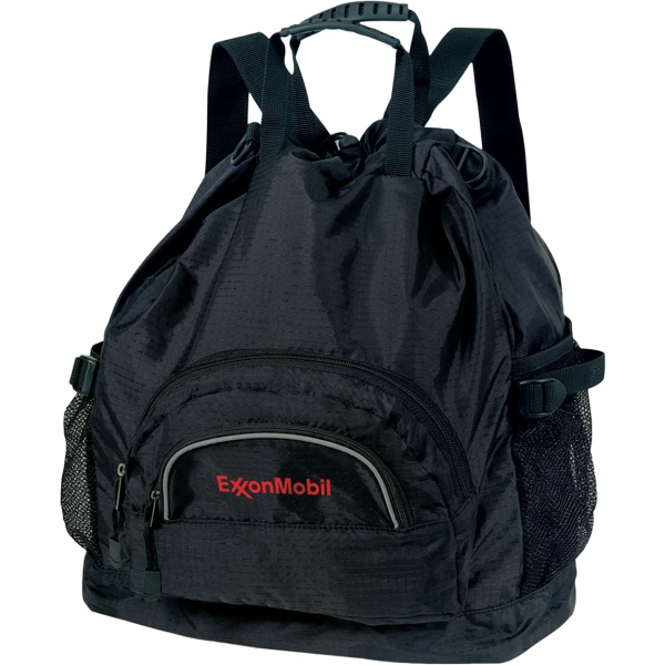 Imprinted Carry-All Tote/backpack