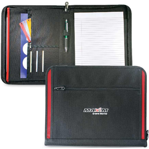 Imprinted Recruit Padfolio