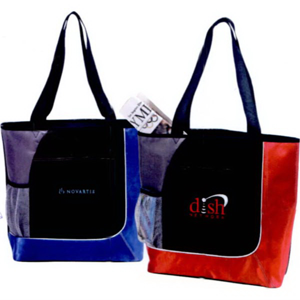 Printed Commerce Tote