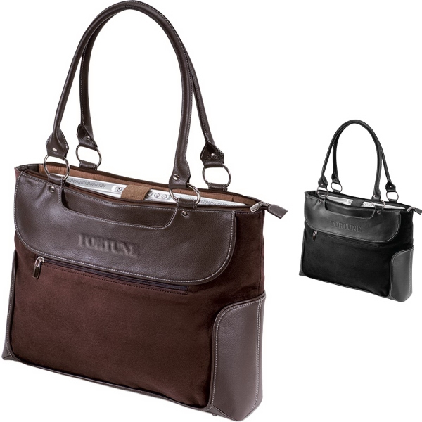 Custom Venetian Business Tote
