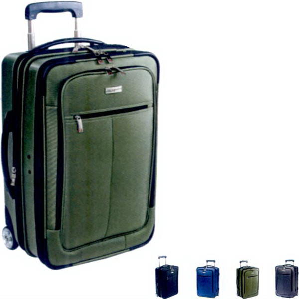 Imprinted Sienna Garment Luggage