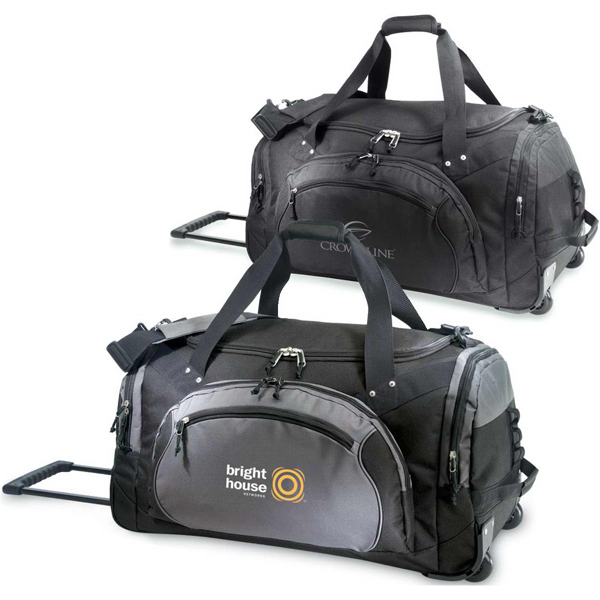 Promotional Sovereign Rolling Duffel