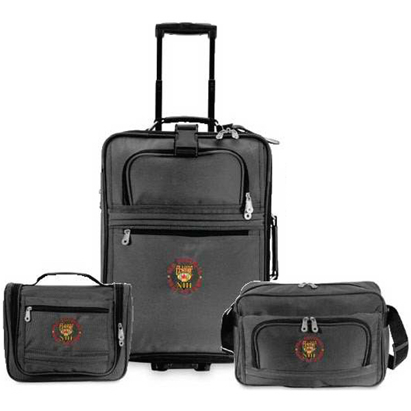 Custom Explorer Travel Luggage Set