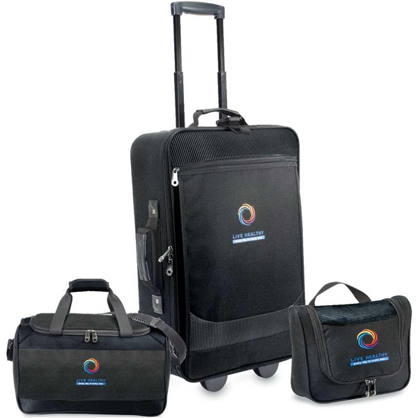 Promotional Escort 3pc Luggage Set