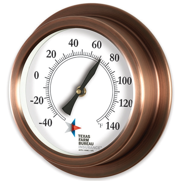 Custom Replica Porthole Thermometer