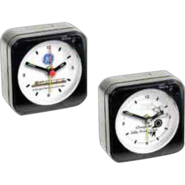 Promotional Alarm Clock