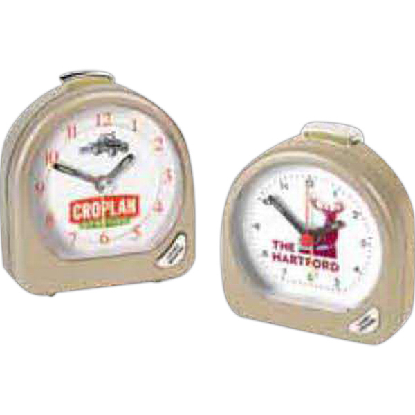 Promotional Arch Alarm Clock