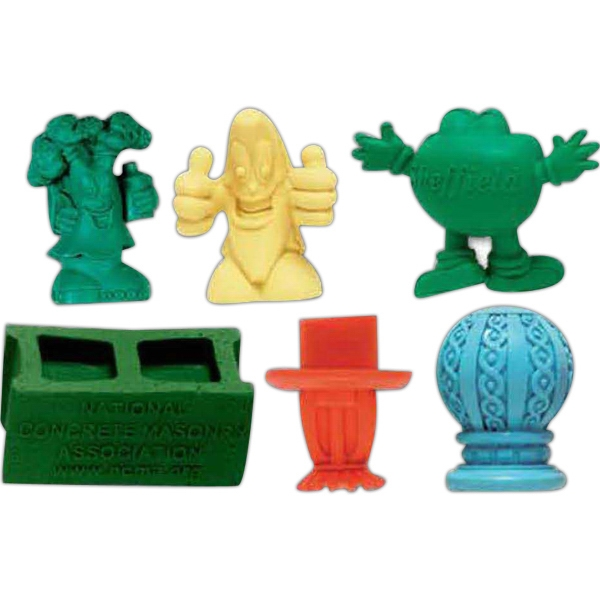 Promotional Custom Shape Figurine Eraser