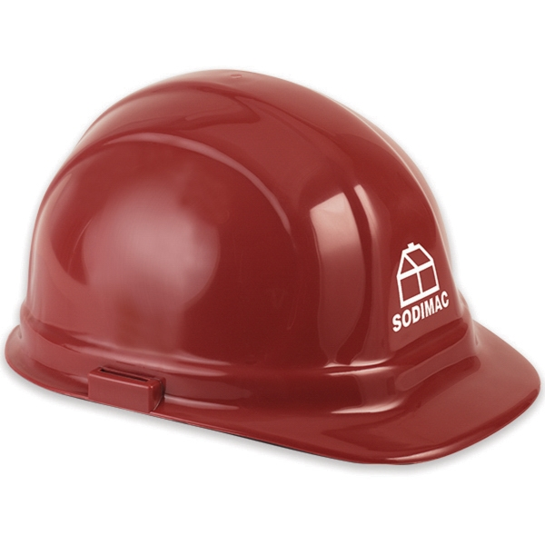 Imprinted Hard Hat