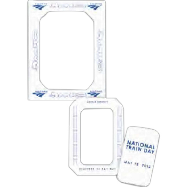 Imprinted Color-Me Magnet Frame
