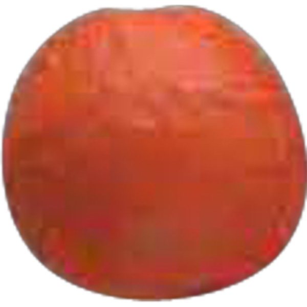 Imprinted Orange Pencil Top Eraser