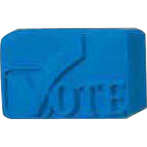 Promotional Vote Pencil Top Eraser