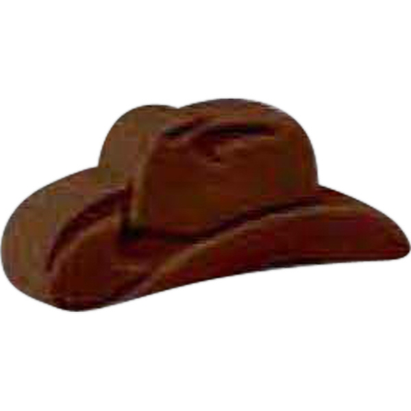 Promotional Cowboy Hat Pencil Top Eraser